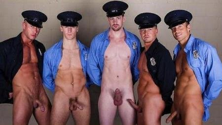 Andrew Stark, Connor Kline, Johnny Ryder, Liam Magnuson, Rocco Reed - Men In Blue Pt.3 (23 January 2019) [HD 720p]