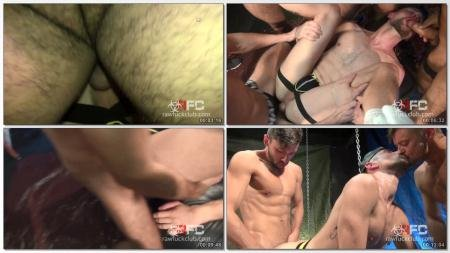Rikk York, Scott Demarco, Jack Andy, Jacob Conar, Drew Dixon - R439 Drew Dixon Gang Bang Part 1 (26 January 2019) [HD 720p]