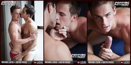 Michael Lucas, Justin Cruise - Aud. 48 Sc 2 Michael Lucas Breaks In Justin Cruise's Ass (7 June 2019) [HD 720p]