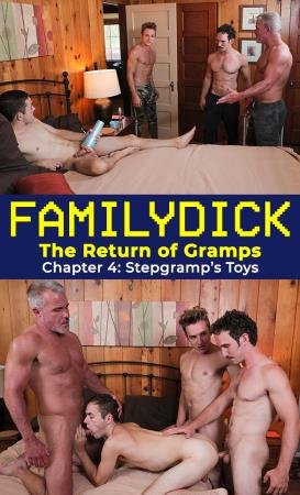 Marcus Rivers, Dale Savage, Greg McKeon, Bar Addison - Return Of Grandpa Stepgramp's Toys (26 November 2019) [HD 720p]