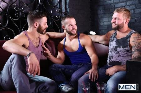 Colby Jansen, Luke Adams, Tommy Defendi -  Love Gun Part 1  (13 March 2020) [HD]