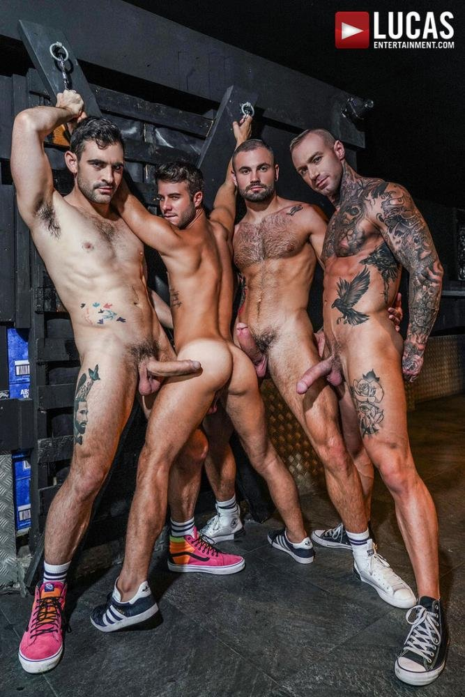 Allen King, Dylan James, Jeffrey Lloyd, Max Arion - LVP332-01 (12 May 2020) [FullHD]