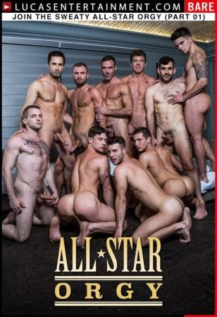 Allen King, Colton Grey, Dakota Payne, Hunter Smith, Jeffrey Lloyd, Manuel Skye, Max Arion - LVP313-01 Join The Sweaty All-Star Orgy Part 01 (15 June 2020) [HD 720p]