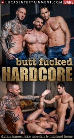 Dylan James, Michael Lucas, Jake Morgan - Butt Fucked Hardcore, Scene #04 (16 June 2020) [HD]