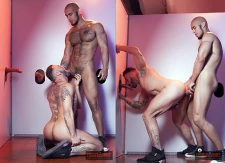 Antonio Miracle, Louis Ricaute -  Louis Ricaute and Antonio Miracle Glory-boy at Boyberry, Part Two (5 July 2020) [HD]