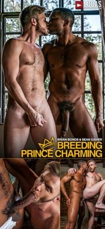 Prince Charming, Brian Bonds - Breeding Prince Charming, scene #01: Sean Xavier fucks Brian Bonds with his raw black cock (11 July 2020) [HD]