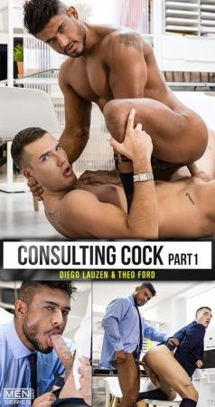 Diego Lauzen, Theo Ford - Consulting Cock Part 1 (13 August 2020) [HD]