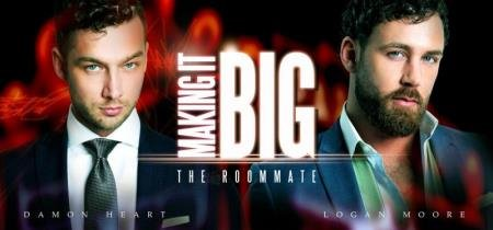 Logan Moore, Damon Heart - Making It Big The Roomate (12 December 2020) [FullHD]