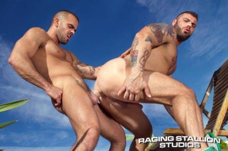 Damien Crosse, Alex Marte - Addicted: Scene 01 (21 December 2020) [HD]