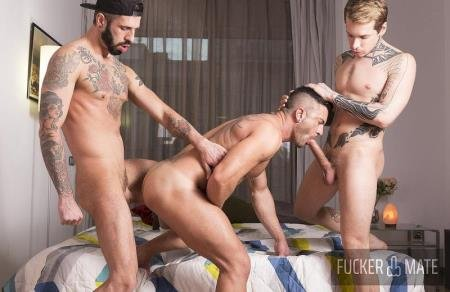 Romeo Davis, Robert Royal, Andy Star - Double Cocked (24 февраля 2021) [HD]