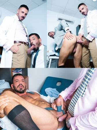 Joe Gillis, Leo Rosso - Rectal Examination (1 марта 2021) [FullHD]