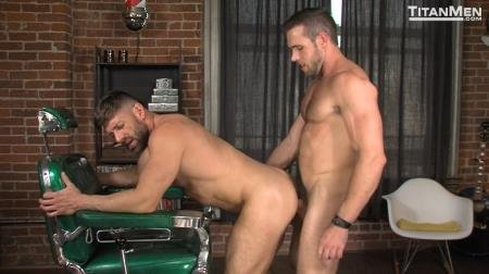 Alex Mecum, Bruce Beckham - Beards: Bruce Beckham, Alex Mecum get buzzed and fuck! (5 апреля 2021) [HD]